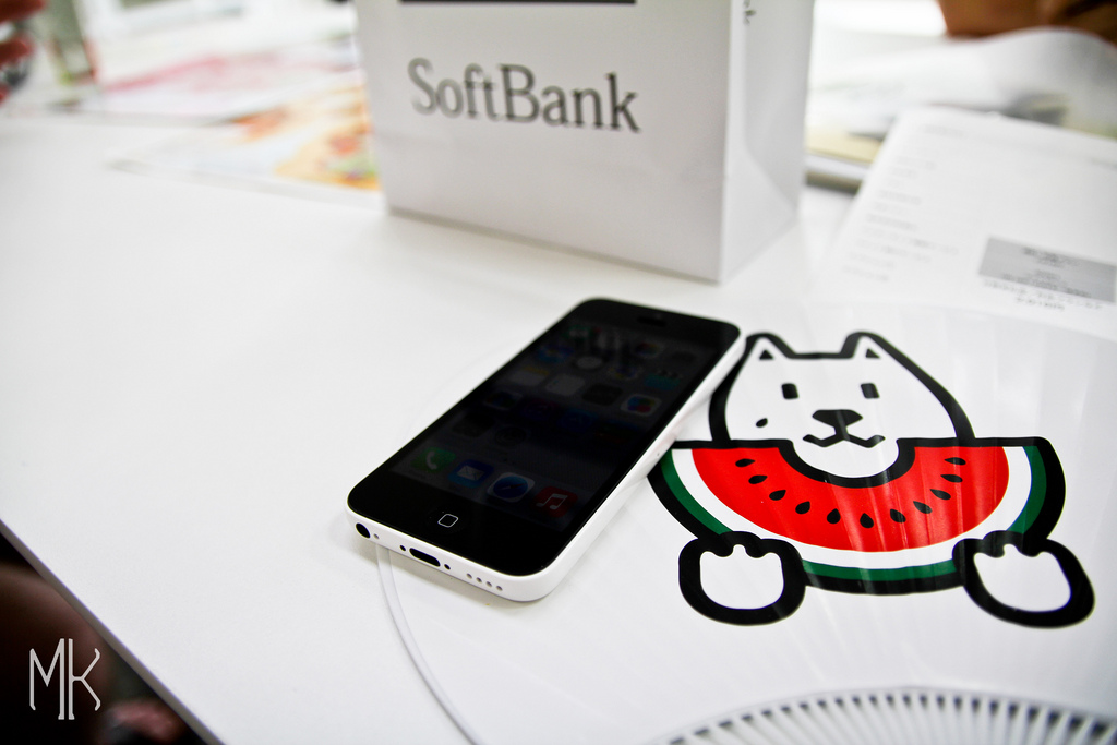 softbank-iphone